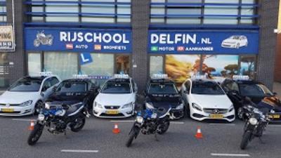 U zoekt een goede motorrijsschool in Delft?